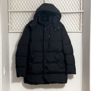 GEOX Respira Premium Down Feather Puffer Jacket